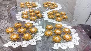 Resultado de imagem para fotos de trilhos de mesa em croche
