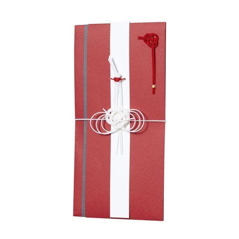 ご祝儀袋 ツル レッド×グレー(レッド×グレー) Francfranc(フランフラン)公式サイト|家具、インテリア雑貨、通販