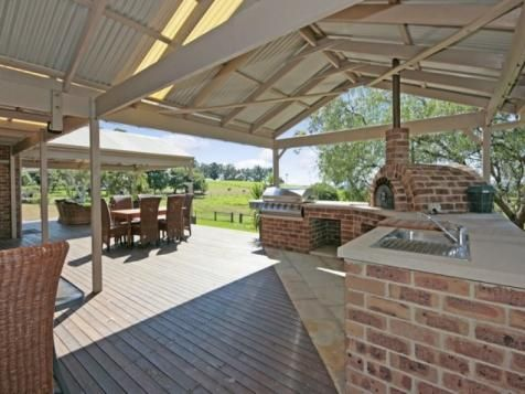OUtdoor and kitchens