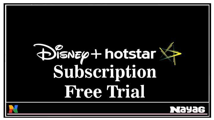 Hotstar free trial vi free disney plus hotstar