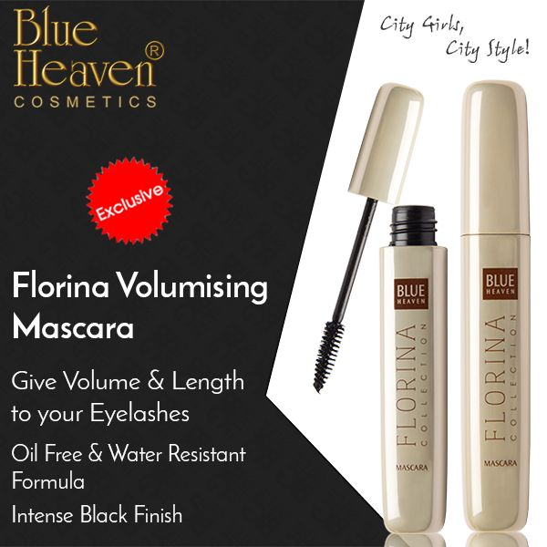 You can't ignore the power of #BlueHeaven #FlorinaVolumisingMascara to boldly define your eye makeup to get those sultry looking eyes that speak volume. 👀👀 Stay funky!!.. Look Dapper!!.. #makeup #instamakeup #cosmetic #cosmetics #loveit #fashion #eyeshadow #lipstick #gloss #mascara #palettes #eyeliner #lip #lips #concealer #foundation #powder #eyes #eyebrows #lashes #lash #glitter #crease #primers #base #beauty #beautiful