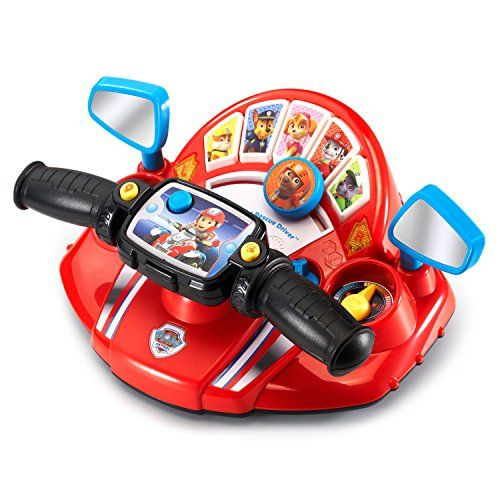 VTech Paw Patrol Pups to the Rescue Driver - Toys 4 My Kids