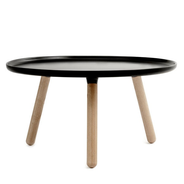Normann Copenhagen Tablo Table - Black. Large, $550.
