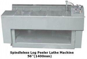 Manufacturers and exporters of plywood Spindleless rotary Veneer log Peeling Lathe Machine,core veneer spindleless peeler, wood peeling machine for sale Yamunanagar, Haryana in India