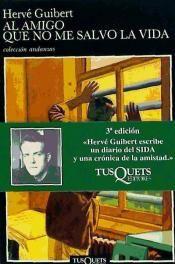 «Sí, mi novela es la historia del SIDA, del tiempo de la incubación, de la enfermedad y de los años ochenta…Hay en este libro una actitud agresiva, violenta, virulenta, como lo es el SIDA…», confesaba Hervé Guibert apenas aparecía en Francia, en marzo de 1990, este terrible testimonio personal. En él Guibert registró paso a paso no sólo el proceso de su propia enfermedad, sino también el de sus amigos más íntimos, así como la relación de los demás con esos nuevos «apestados».