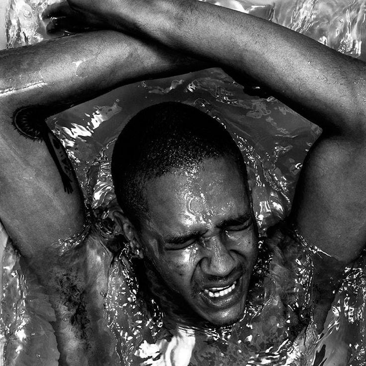 Alban Grosdidier - Underwater Portraits