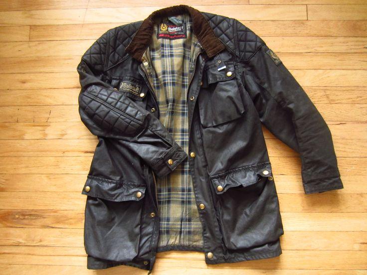 Belstaff Roadmaster Jacket Vintage