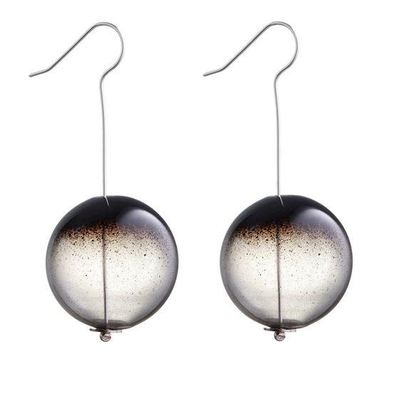 Image of Big globe earrings - Beuy jewellery