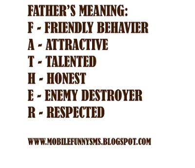 MOBILE FUNNY SMS: FATHER DAY QUOTES  FATHER DAY CARD, FATHER DAY CARDS, FATHER DAY MESSAGES, FATHER S DAY DATE, FATHERS DAY, FATHERS DAY MESSAGES, FATHERS DAY PICS, HAPPY FATHERS DAY QUOTES, WHEN IS FATHER S DAY, WHEN IS FATHERS DAY CELEBRATED