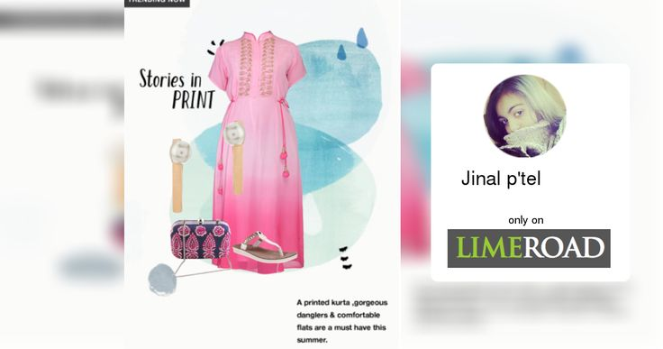 Check out what I found on the LimeRoad Shopping App! You'll love the look. See it here https://www.limeroad.com/scrap/56d5d320a7dae8078d24dc1a/vip?utm_source=911430f397&utm_medium=android