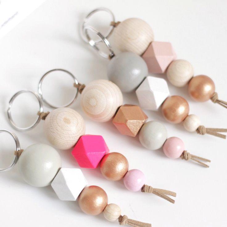 Schlüsselanhänger von Petite Pauline Schnuckdesign via Dawanda