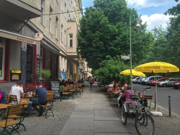 """Prenzlauer Berg in Berlin // What to Discover in Berlin (After You've Seen """"Everything""""!) on happiestwhenexploring.com"""
