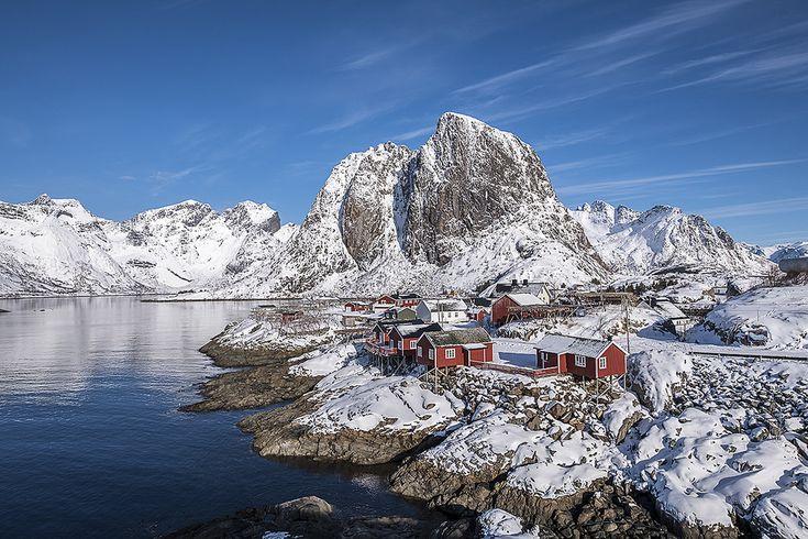 https://flic.kr/p/243khyi   Lofoten, Norway   The island of Hamnoy