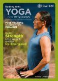 Book Jacket for: Rodney Yee's Yoga for beginners [DVD]