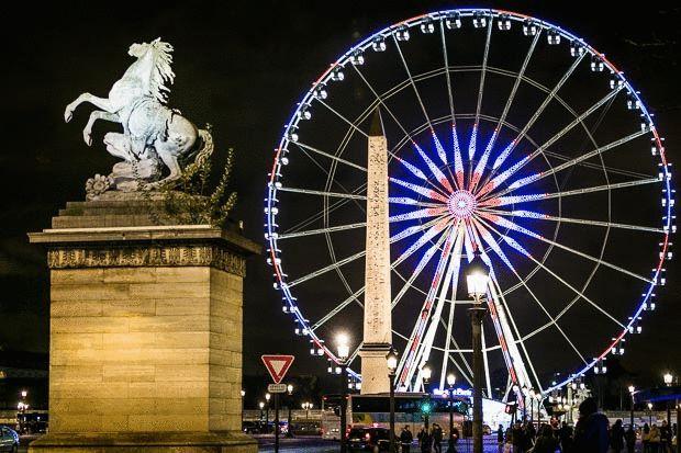 Paris is a party!