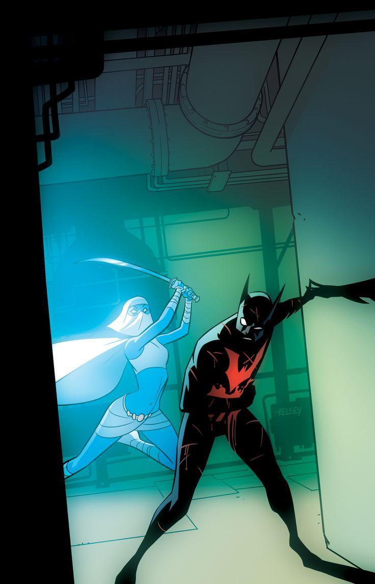 Batman Beyond Again! by Roboworks.deviantart.com on @deviantART
