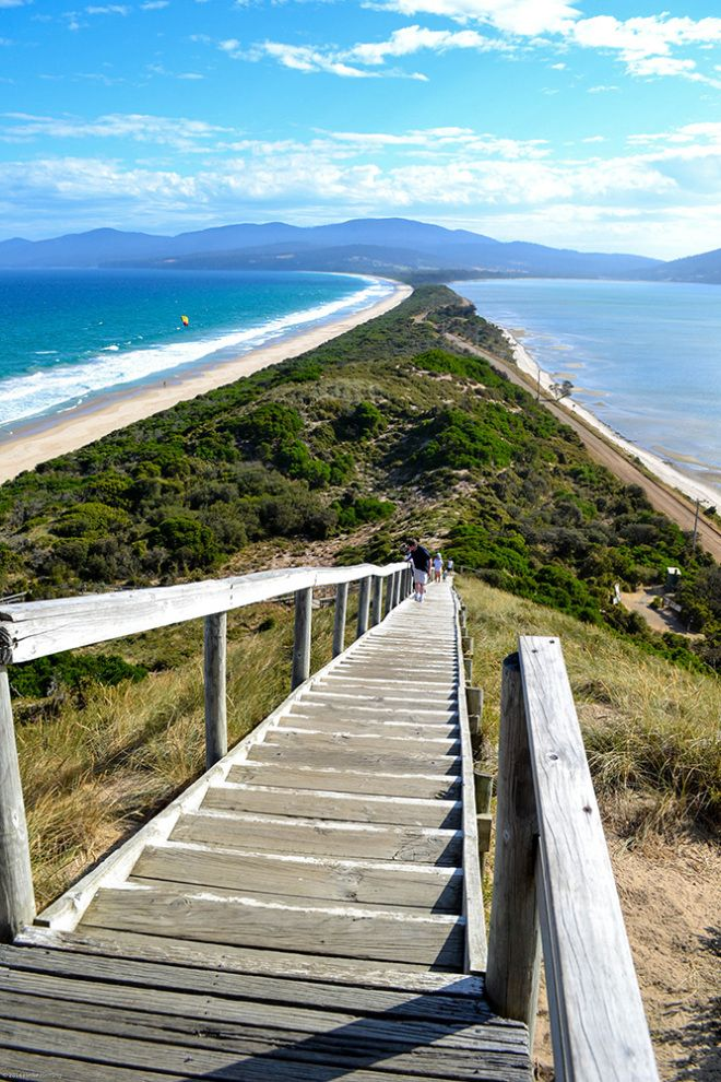 Bruny Island, Tasmania - Australia. Doesn't get much better than this.