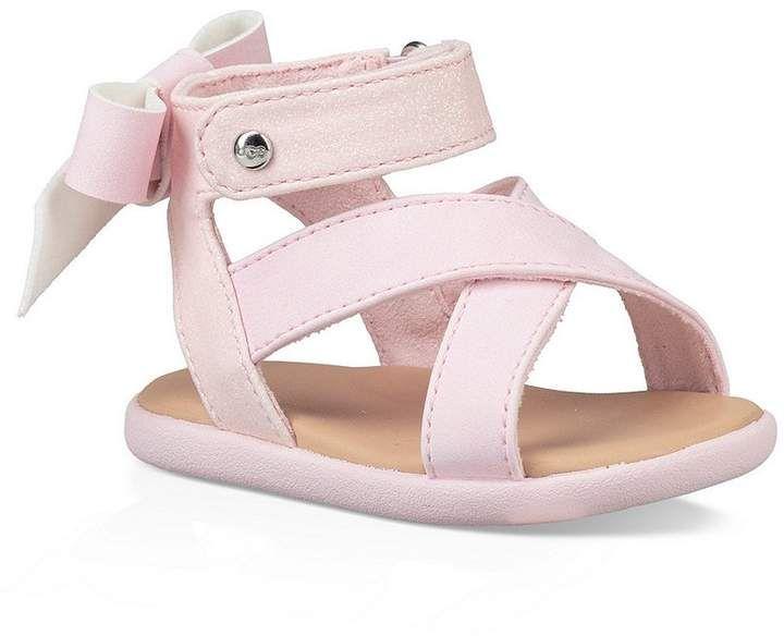 0f70641959f UGG Baby Girls' Maggiepie Sparkles Sandals #babygirl, #ugg ...