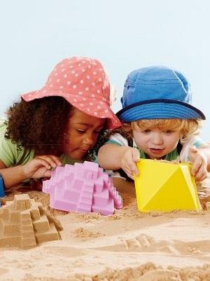Moules pour château de sable