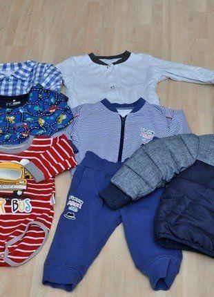 Kup mój przedmiot na #vintedpl http://www.vinted.pl/odziez-dziecieca/dla-niemowlakow-chlopiec/15606434-super-okazja-zestaw-dla-chlopca-rozmiar-74