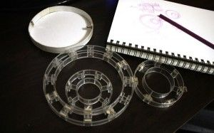 Calendrier magnétique One par Jeong Yong