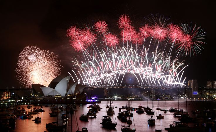 3000 extra police for Sydney's NYE party