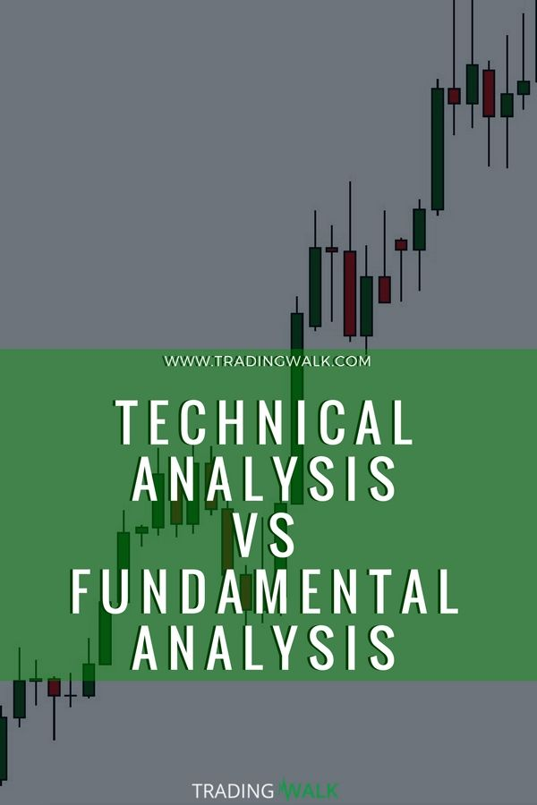 Technical analysis vs fundamental analysis has always been a