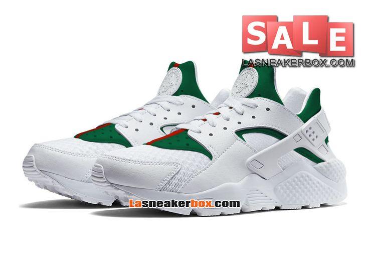 Nike Air Huarache X Gucci , Chaussure Nike Custom Pas Cher Pour Homme , 318429,111iD , Boutique Nike (FR)