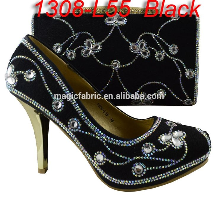Latest fantastic Italian shoes and matching bags for women