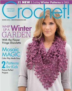 Crochet! 2016 Winter