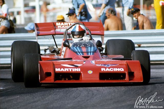 1973 GP Monaco (Chris Amon) Tecno PA123