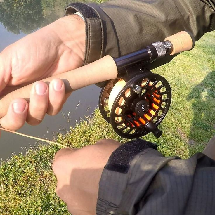 Efficiency in #fishing with @orvis #flyfishing #flyfish #fishon #thewaterismystadium #freshwaterfishing #flybassfishing #flytroutfishing #anglerflyfishing by sergioproangler