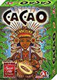 Cacao ist ein kurzweiliges und spannendes Legespiel für 2 – 4 Spieler ab 8 Jahren