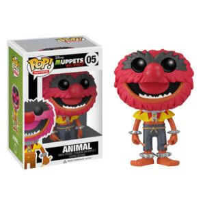 Funko Animal (Muppets Most Wanted Box) Pop! Vinyl