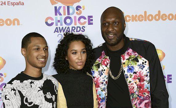 La hija de Lamar Odom habla por primera vez sobre la adicción a las drogas de su padre