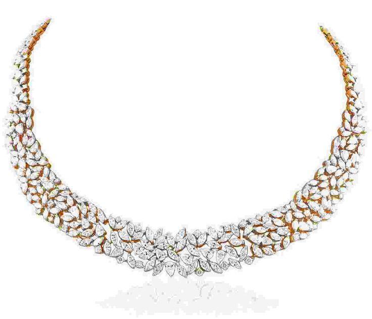 Bridal Wedding Diamond Necklace