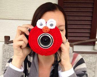 Amigo de lente de cámara. Mariquita de por KikisKreationsprops