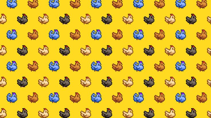 how to feed chickens stardew valley mobile