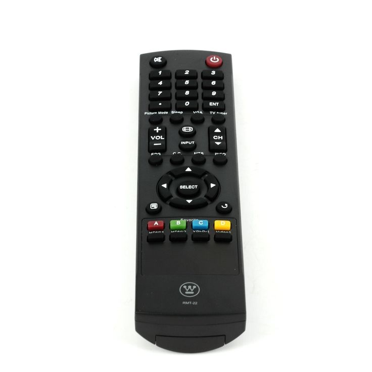 New OEM Replacement Remote Control RMT-22 Replace RMT-11 for Westinghouse EW32S5UW UW32SC1W UW32S3PW UW37SC1W EW39T6MZ UW39T7HW
