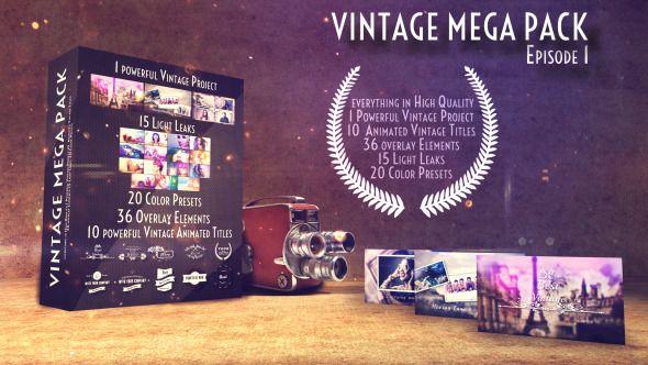 Vintage Mega Pack Episode 1