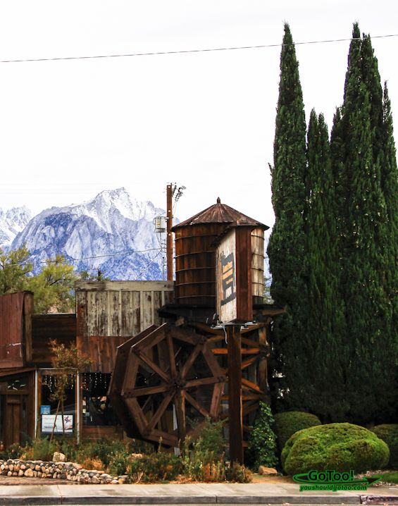 The town of Lone Pine, California is a small historic town near the Eastern Sierra Nevada Mountains and the Alabama Hills. Hundreds of movies have been filmed in the area and Lone Pine was the perfect place for the movie stars to stay!