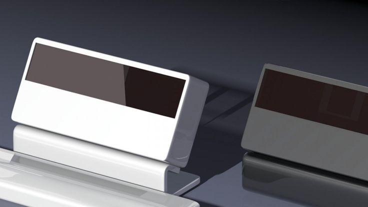 Dispositivo permite controlar el puntero del mouse sin levantar las manos del teclado