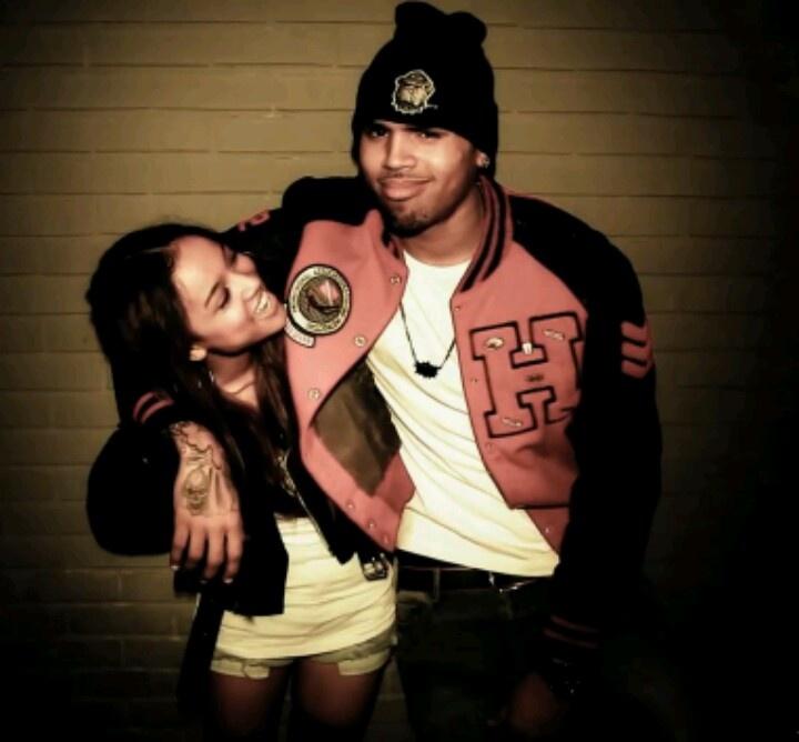 Karreuche and Chris Brown