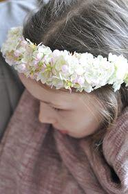 Delikatny wianuszek dla małej księżniczki od tenDOM