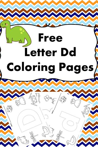 140 best D Letter Activities images on Pinterest Letter