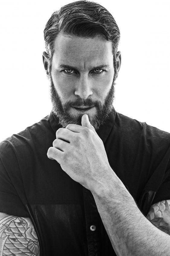 Beards add . . . everything