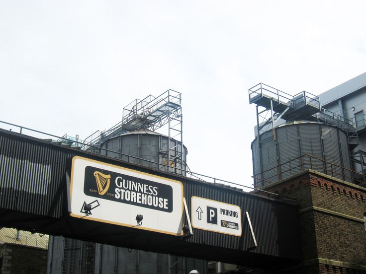 Even if you don' like Guinness, most will find a trip to the Storehouse interesting.