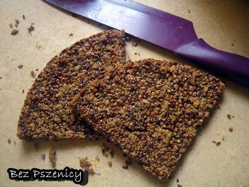 chleb gryczany z kiełków