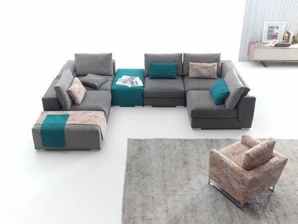 sofá rinconera - DNT0004 avant house