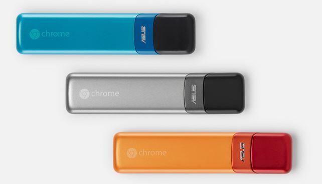 Sub-$100 Asus Chromebit Chrome PC